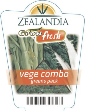 Vege Combo Greens Pack