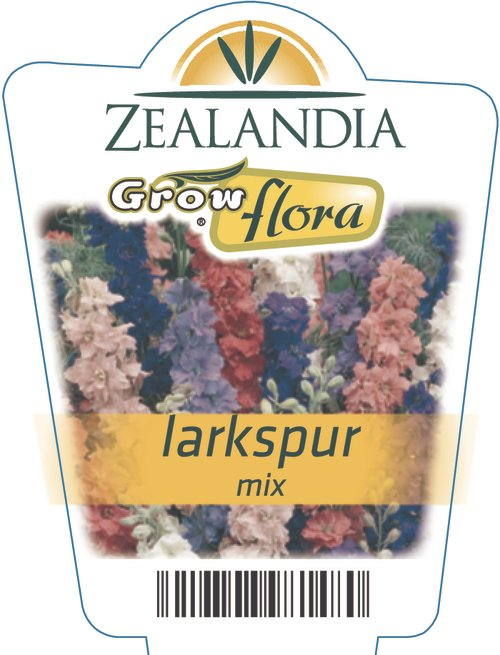 Larkspur Mix
